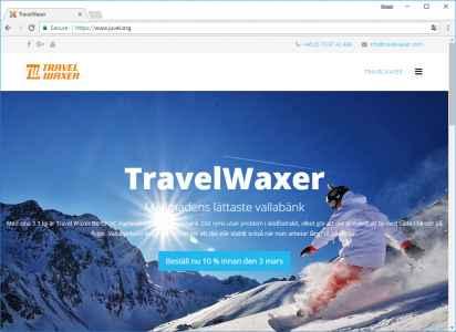 travelwaxer.se